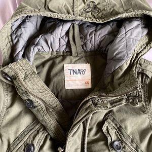 TNA Jackets & Coats - Aritzia TNA Platoon Jacket